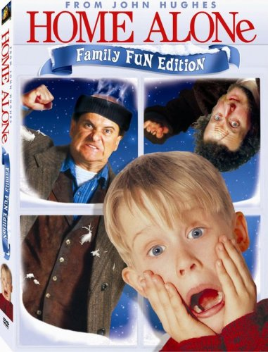 Details About Home Alone Family Fun Edition Dvd