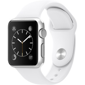 APPLE WATCH  Sport Silver Aluminium
