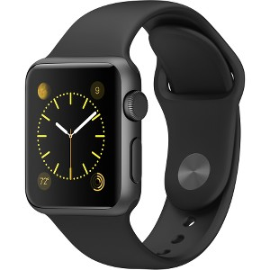 APPLE WATCH  Sport Space Grey Alu