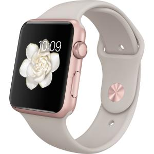 APPLE WATCH  Sport Rose Gold Aluminium