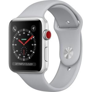 APPLE WATCH S3 GPS+4G Silver Alu