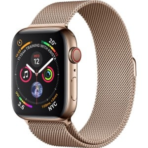 APPLE WATCH S4 GPS + Cellular Gold SS