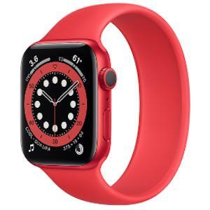 APPLE WATCH S6 GPS Red Aluminium