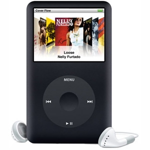 iPod Classic 6th Gen (160gb)