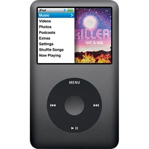 iPod Classic 7th Gen (80gb)