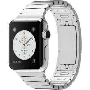 Watch 38mm Silver Stainless Steel