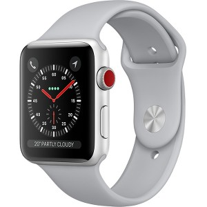 Watch Series 3 38mm GPS Silver Aluminium