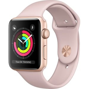 APPLE WATCH S3 GPS Gold Aluminium