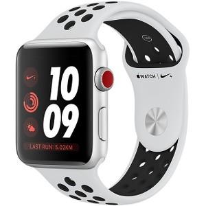 Watch Nike+ Series 3 38mm GPS Silver Aluminium