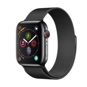 Watch Series 4 GPS + Cellular 44mm Black Stainless Steel