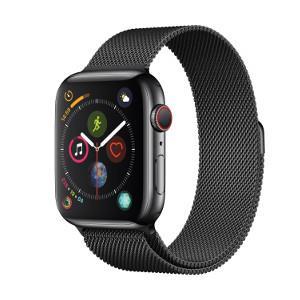 APPLE WATCH S4 GPS+CELLULAR Black SS