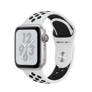 Watch Nike+ Series 4 GPS + Cellular 40mm Silver Aluminium