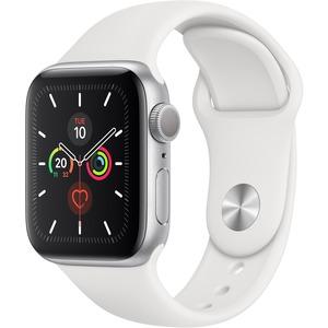 Watch Series 5 40mm GPS+Cellular Silver Aluminium