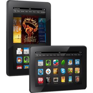 Kindle Fire HDX 8.9 inch Wi-Fi + 3G 32GB