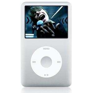 iPod Classic 7th Gen (160gb)