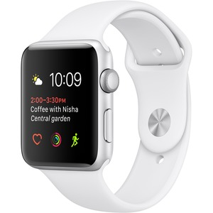 APPLE WATCH S2 Silver Alu