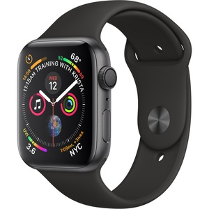 APPLE WATCH S4 GPS Gray Alu