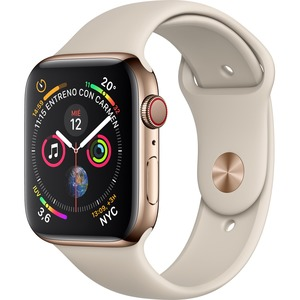 APPLE WATCH S4 GPS Gold SS