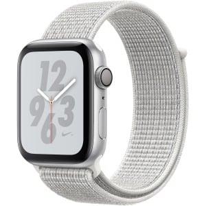 Apple Watch Nike+ Series 4 GPS 40 mm Silver Aluminium