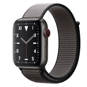 Watch Series 5 44mm GPS+Cellular Black Titanium