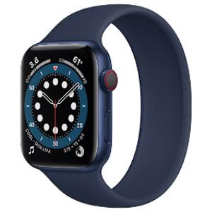 APPLE WATCH S6 4G Blue Aluminium