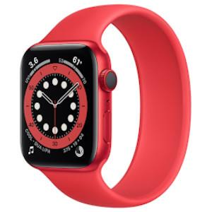 APPLE WATCH S6 4G Red Aluminium