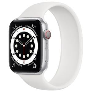 APPLE WATCH S6 4G Silver Aluminium