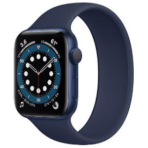 APPLE WATCH S6 GPS Blue Aluminium