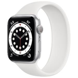 APPLE WATCH S6 GPS Silver Aluminium