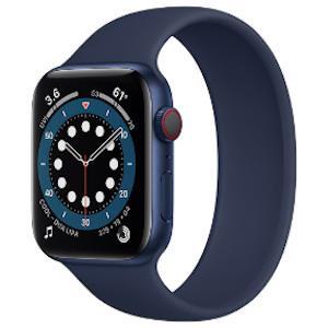 Watch Series 6 44mm GPS + Cellular Blue Aluminium