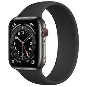 Watch Series 6 44mm GPS + Cellular Graphite SS