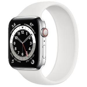 Watch Series 6 44mm GPS + Cellular Silver SS